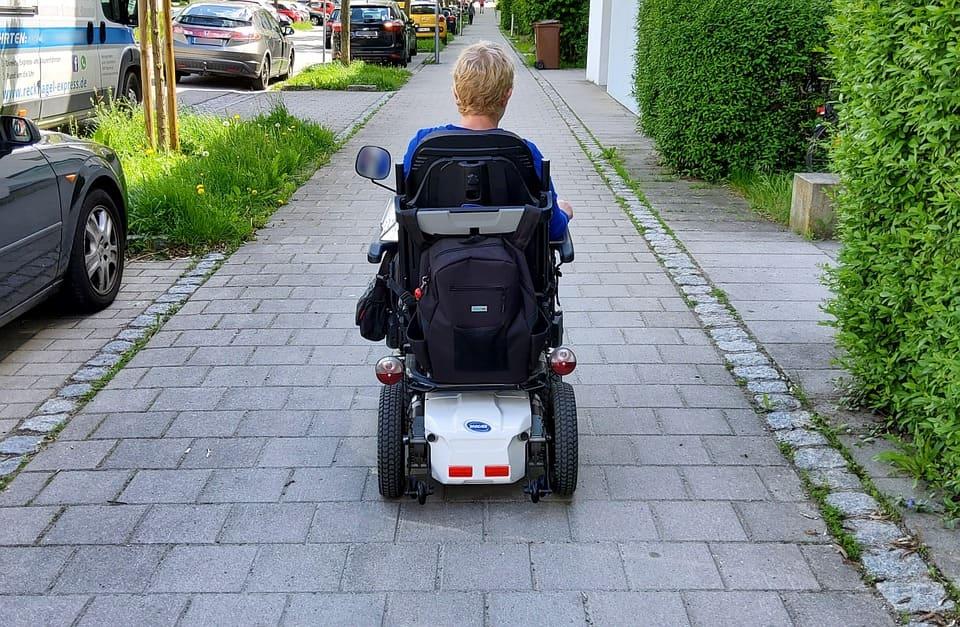 Elektrisk rullstol